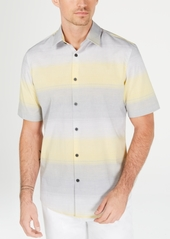 Alfani Men's Ombre Shirt, Created for Macy's