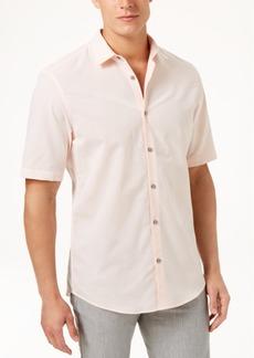 Alfani Men's Ottoman Textured Shirt, Created for Macy's