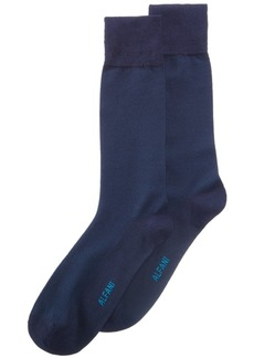 Alfani Men's Pique Solid Dress Socks, Created for Macy's