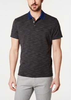Alfani Men's Pop Collar Polo, Created for Macy's