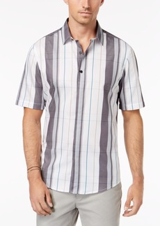 Alfani Men's Prime Plaid Shirt, Created for Macy's
