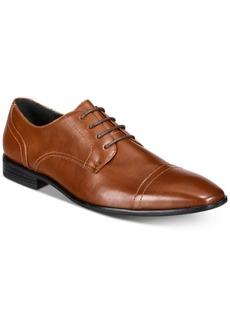 Alfani Men's Quincy Cap-Toe Lace-Up Shoes, Created for Macy's Men's Shoes