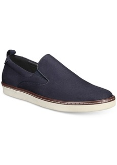 Alfani Men's Ronnie Twill Slip-Ons, Created for Macy's Men's Shoes