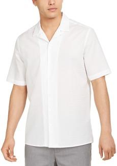Alfani Men's Seersucker Shirt, Created for Macy's