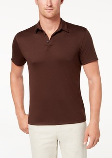 Alfani Men's Soft Touch Stretch Polo, Created for Macy's
