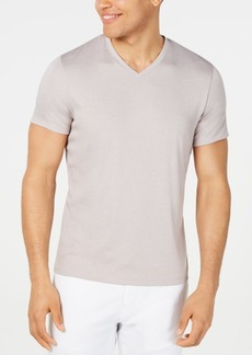 Alfani Men's Soft Touch Stretch V-Neck T-Shirt, Created for Macy's