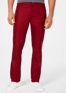 Alfani Men's Twill Pants, Created for Macy's