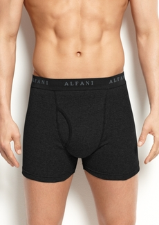 Alfani Men's Big and Tall Tagless Boxer Brief, 3-Pack