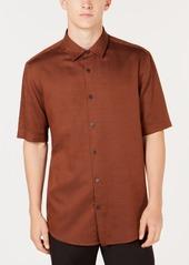 Alfani Men's Vesper Twill Shirt, Created for Macy's