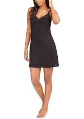 Alfani Mesh-Trim Chemise Nightgown, Created for Macy's