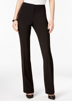 Alfani Mid-Rise Stretch Trousers, Created for Macy's