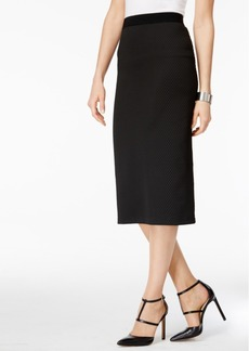 Alfani Midi Pencil Skirt, Only at Macy's