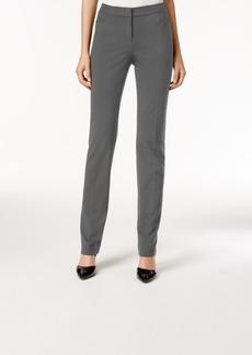 Alfani Petite Straight-Leg Pants, Created for Macy's