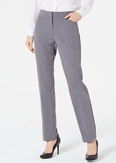 Alfani Modern Straight-Leg Pants, Regular & Short Lengths, Created for Macy's