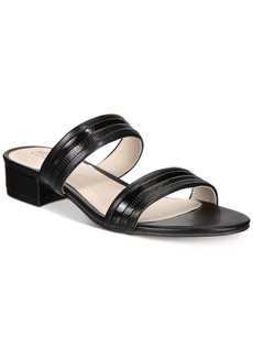 Alfani Monikah Step 'N Flex Slip-On Sandals, Created for Macy's Women's Shoes