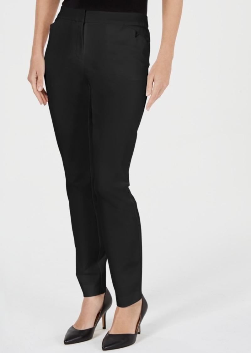 Alfani Notched-Pocket Slim-Fit Pants, Created for Macy's