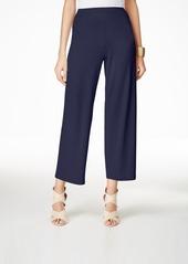 Alfani Petite Soft-Knit Dressing Culottes, Created for Macy's