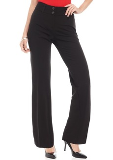 Alfani Petite Curvy-Fit Pants, Only at Macy's