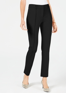Alfani Petite Front-Seam Skinny Pants, Created for Macy's