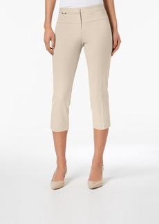 Alfani Petite Hardware Capri Pants, Created for Macy's