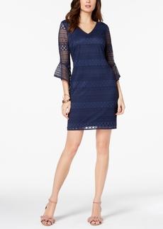 Alfani Petite Lace Shift Dress, Created for Macy's