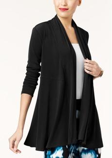Alfani Petite Open-Front Cardigan, Created for Macy's