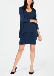 Alfani Popover-Waist Dress, Created for Macy's