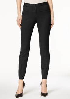 Alfani Petite Seamed Skinny Pants, Created for Macy's