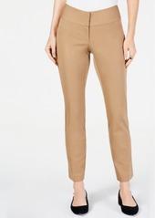 Alfani Petite Slim Pants, Created for Macy's