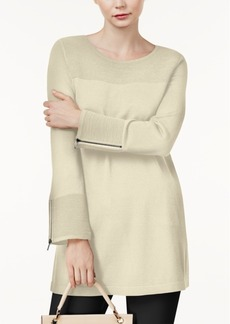 Alfani Petite Sweater Tunic, Created for Macy's