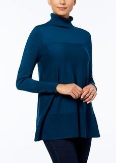 Alfani Petite Turtleneck Sweater, Created for Macy's