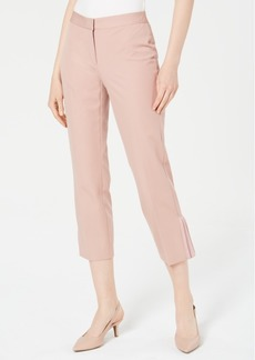 Alfani Pleat-Hem Ankle Pants, Created for Macy's