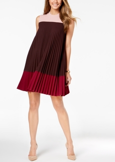 Alfani Pleated Swing Dress, Created for Macy's