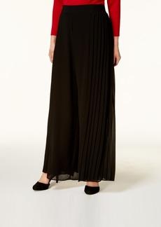 Alfani Petite Pleated Wide-Leg Pants, Created for Macy's