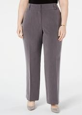 Alfani Plus & Petite Plus Size Curvy Bootcut Pants, Created for Macy's