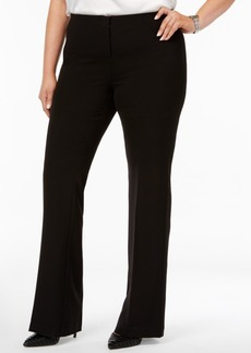 Alfani Plus Size Bootcut Pants, Created for Macy's