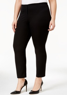 Alfani Plus Size Cropped Pants, Only at Macy's