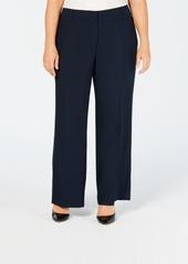 Alfani Plus Size Curvy Bootcut Pants, Created for Macy's
