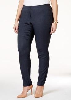 Alfani Plus Size Denim Pants, Only at Macy's