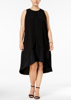 Alfani Plus Size High-Low Dress, Only at Macy's