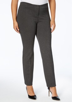 Alfani Plus Size Hollywood Skinny Pants, Created for Macy's