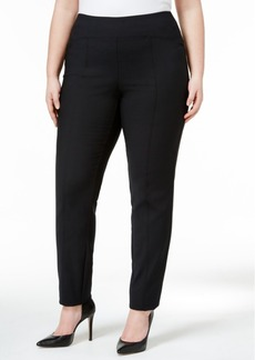Alfani Plus Size Skinny Pants, Only at Macy's