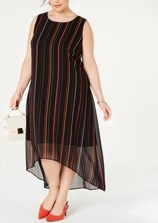Alfani Alfani Plus Size Lace Shift Dress, Created for Macy\'s   Dresses