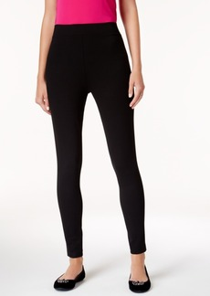 Alfani Ponte-Knit Leggings, Created for Macy's