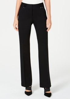 Alfani Ponte-Knit Trousers, Created for Macy's