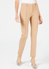 Alfani Ponte Slim Pants, Created for Macy's