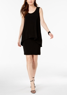 Alfani Popover Shift Dress, Created for Macy's