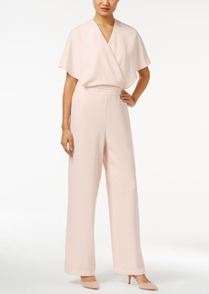 Alfani Prima Cape-Back Jumpsuit, Only at Macy's
