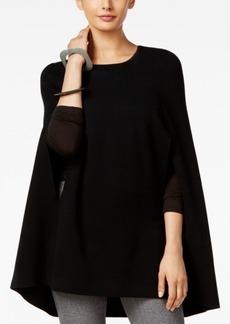 Alfani Prima Milano Sweater Cape, Only at Macy's