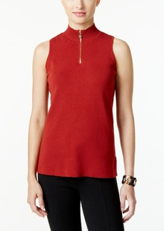 Alfani Prima Mock-Turtleneck Sweater, Only at Macy's